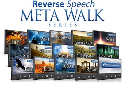Reverse Speech Metawalk Bundle